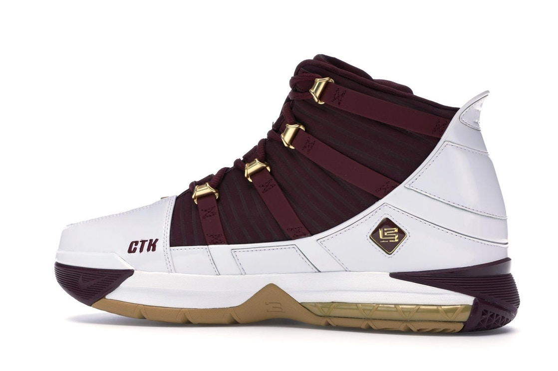 size 40 2bab3 fee22 LeBron 3 Christ The King (2018) - BQ2444-100