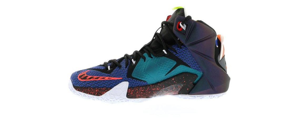 29b840d8b0d LeBron 12 What the LeBron - 802193-909 812511-909