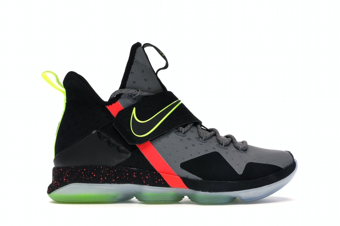 sports shoes 0273f 5c829 LeBron 14 Out of Nowhere