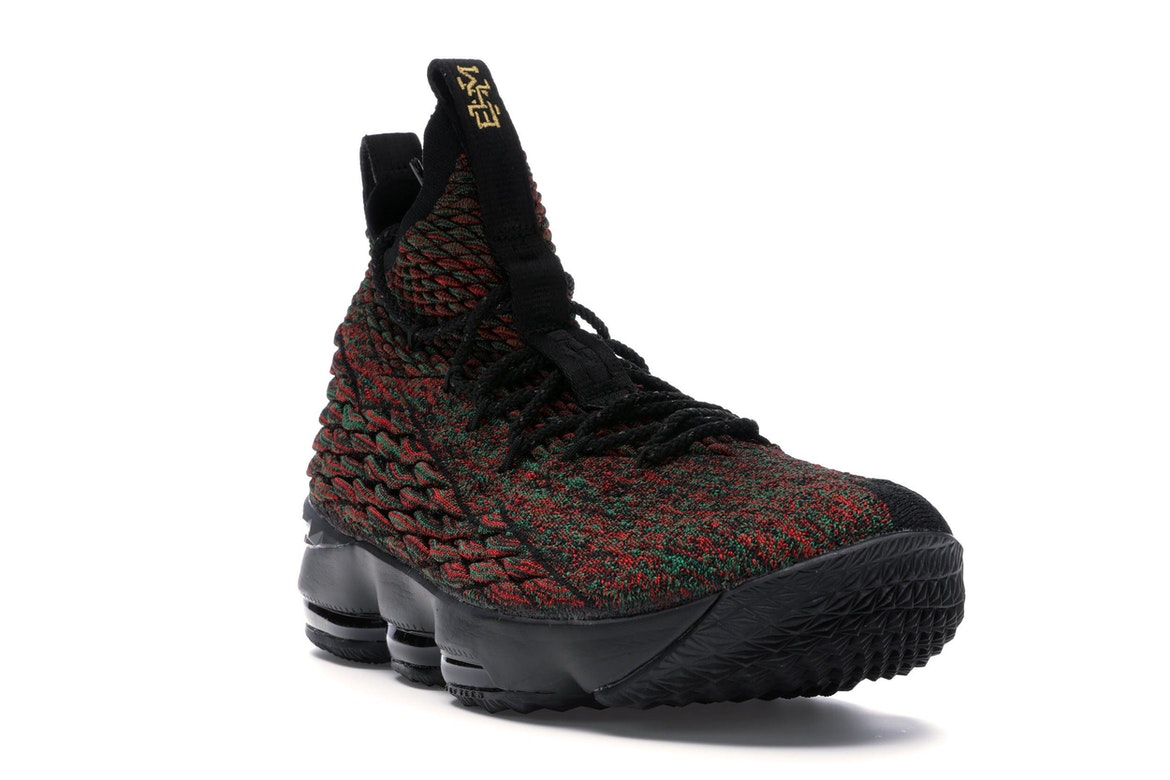 c06debfbd57de Black History Month Multi-Color 897650-900 Athletic Shoes Nike Lebron 15 XV  LMTD BHM size 14