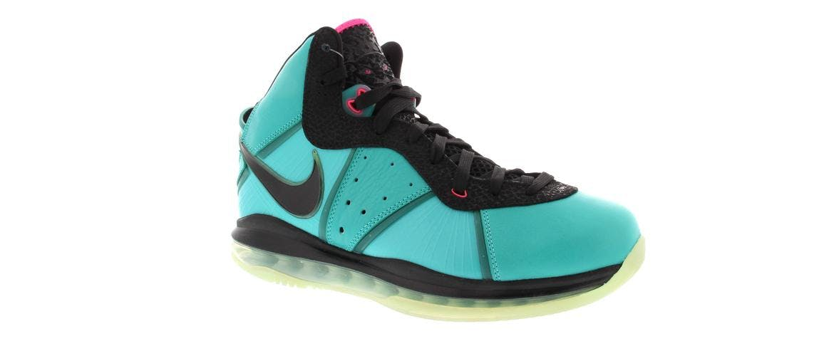 lebron 8 south beach. lebron 8 south beach (pre-heat) lebron