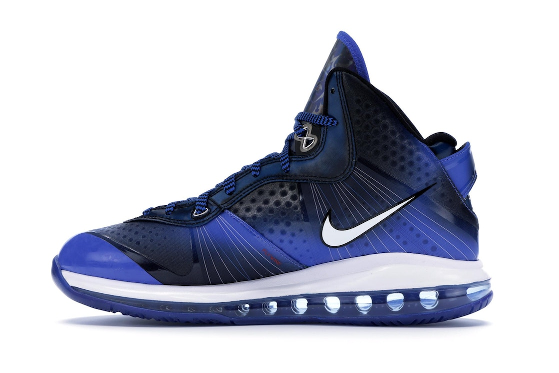 super popular f4f25 675f5 LeBron 8 V 2 All-Star Blue - 448696-400