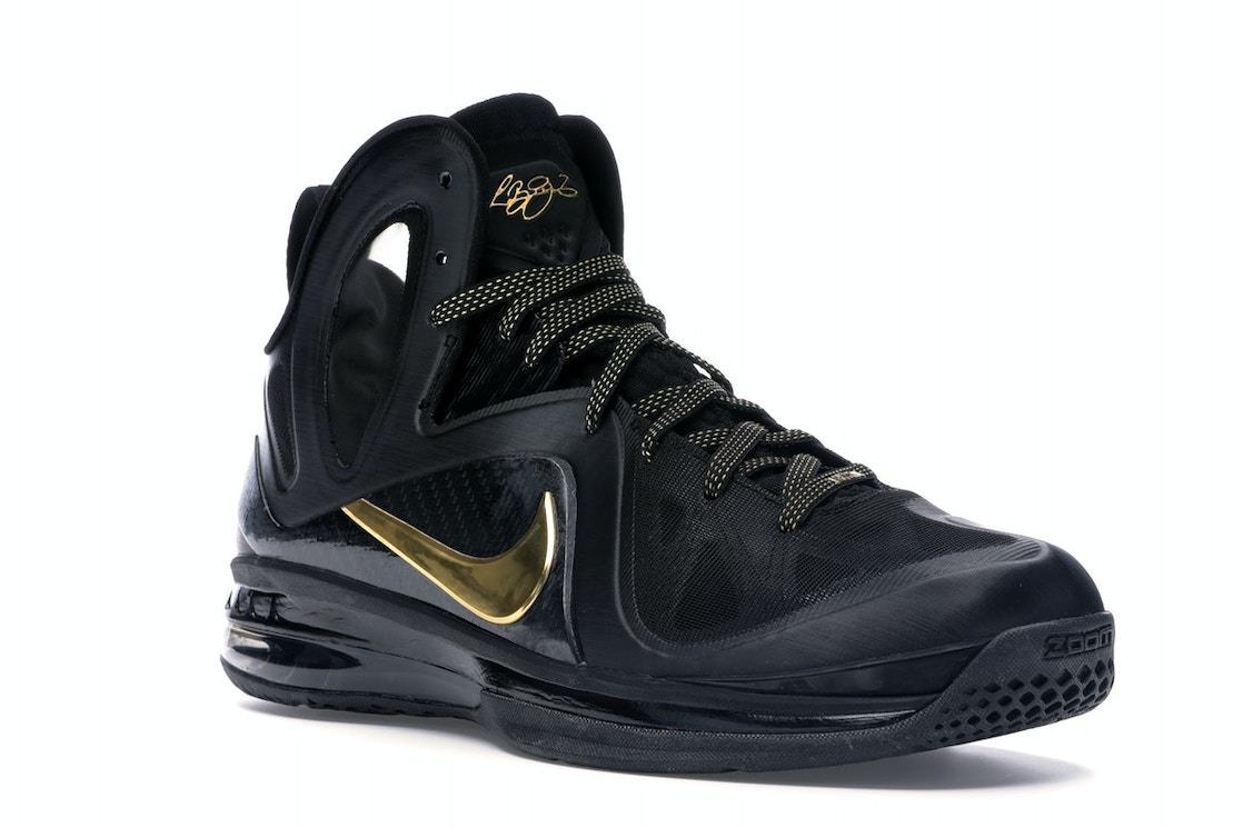 hot sale online f54db a1278 LeBron 9 PS Elite Away - 516958-002
