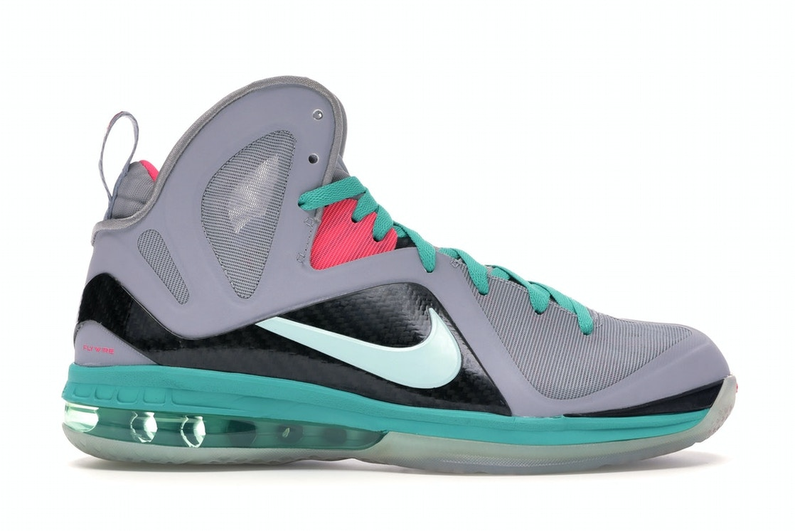 low priced a830b 8b63a LeBron 9 PS Elite South Beach - 516958-001