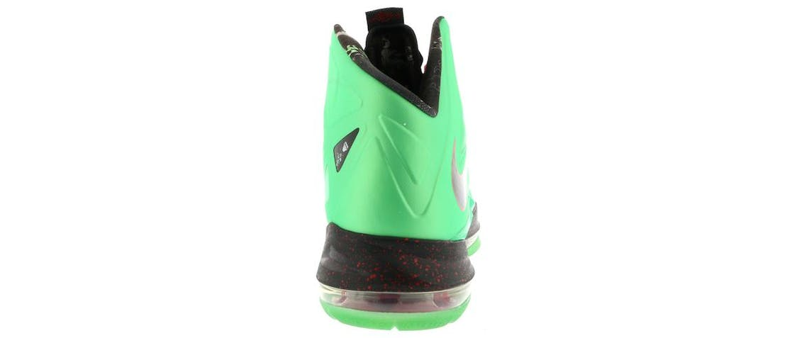 lebron x cutting jade