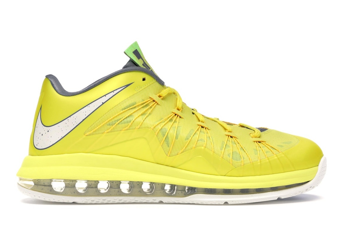 hot sale online f5d08 107f5 LeBron X Low Sonic Yellow - 579765-700