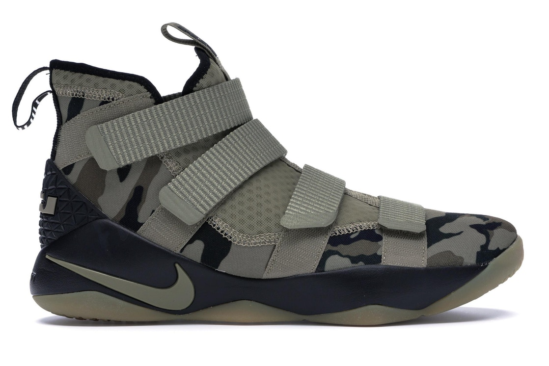 27510166df1 Sell. or Ask. Size  11.5. View All Bids. LeBron Zoom Soldier 11 Camo