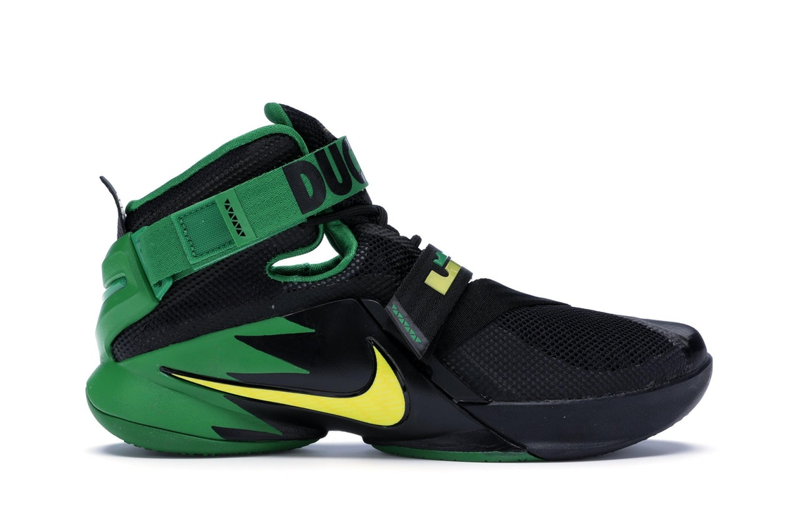 super popular d48a2 25248 Sell. or Ask. Size  13. View All Bids. LeBron Zoom Soldier 9 Oregon