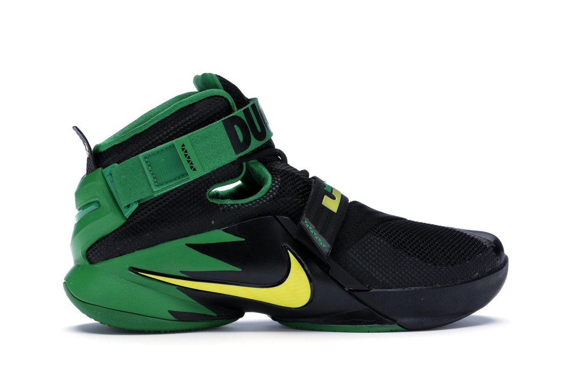 check out dceb1 6072c LeBron Zoom Soldier 9 Oregon - 749490-073