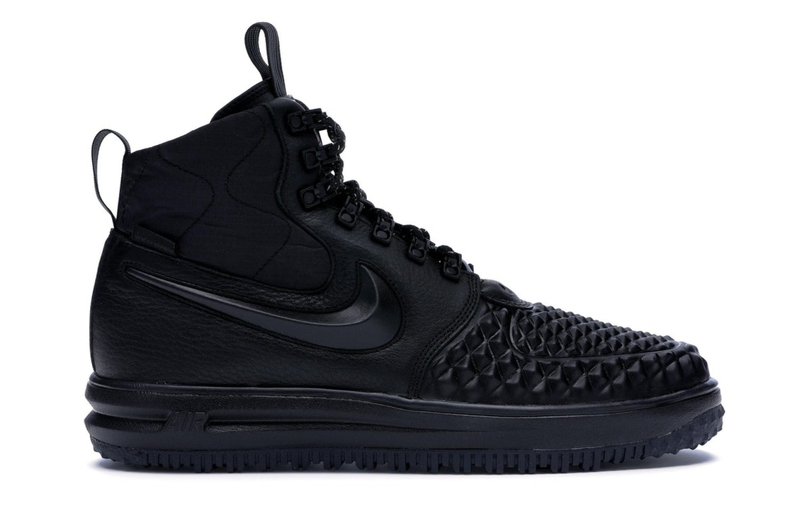 hot sale online 42e38 fcbf3 Sell. or Ask. Size  12.5. View All Bids. Nike Lunar Force 1 Duckboot Black