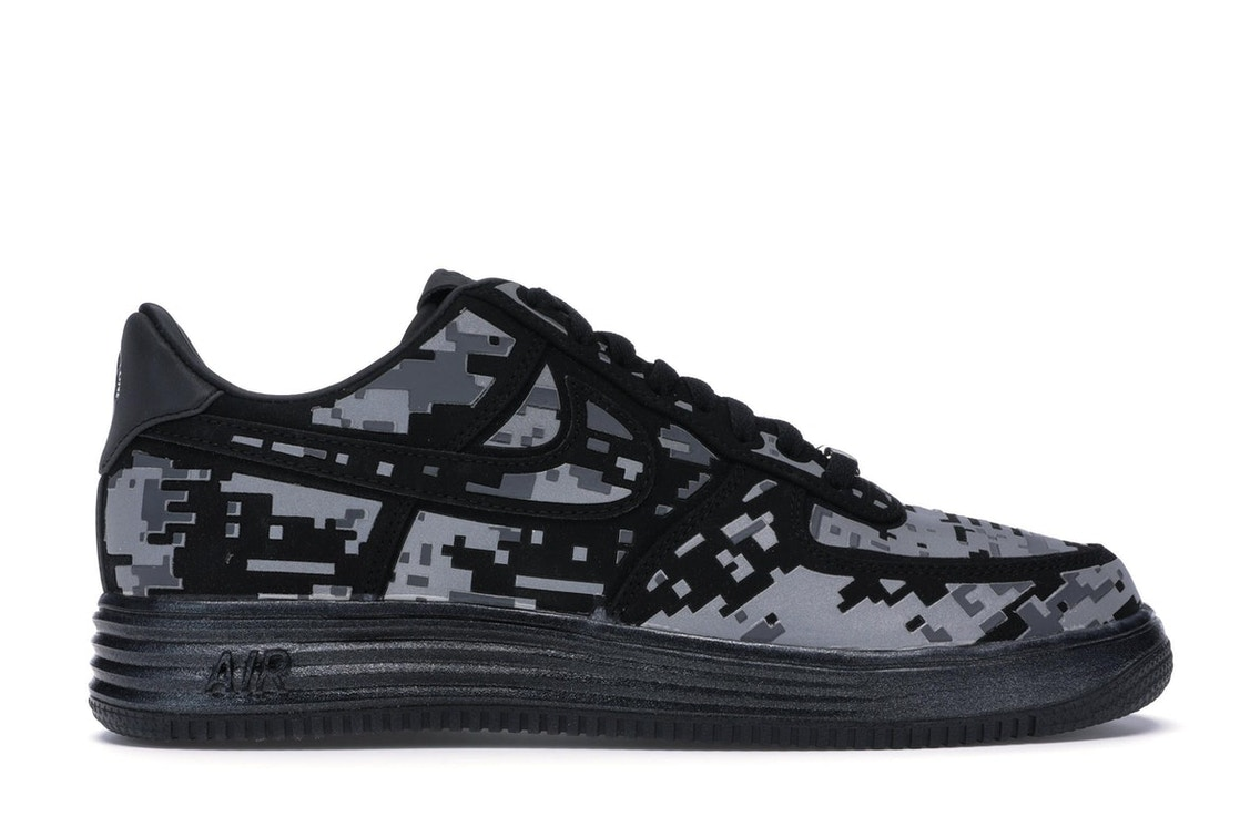 sports shoes 79c8c fc763 Sell. or Ask. Size  12. View All Bids. Lunar Force 1 Low Digi Camo Black
