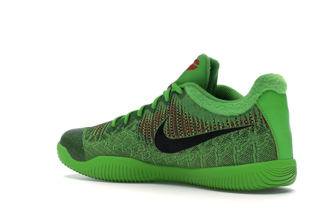 44167befcaadc9 Nike Mamba Rage Grinch Release Date Price More Info