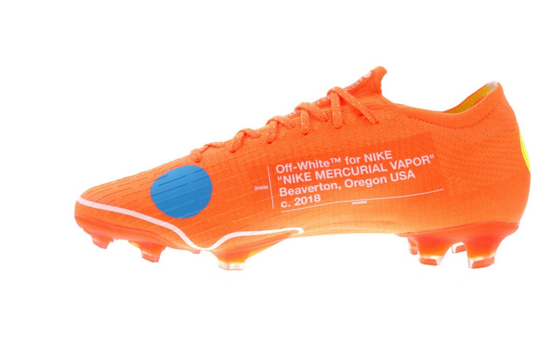 new product ae157 5eb79 Nike Mercurial Vapor 360 Off-White