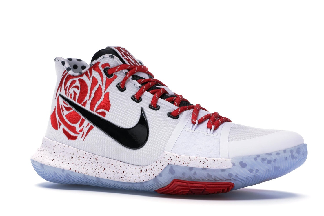 17b963bfe48 Nike Kyrie 3 Sneaker Room Mom (Red) - 942206-100