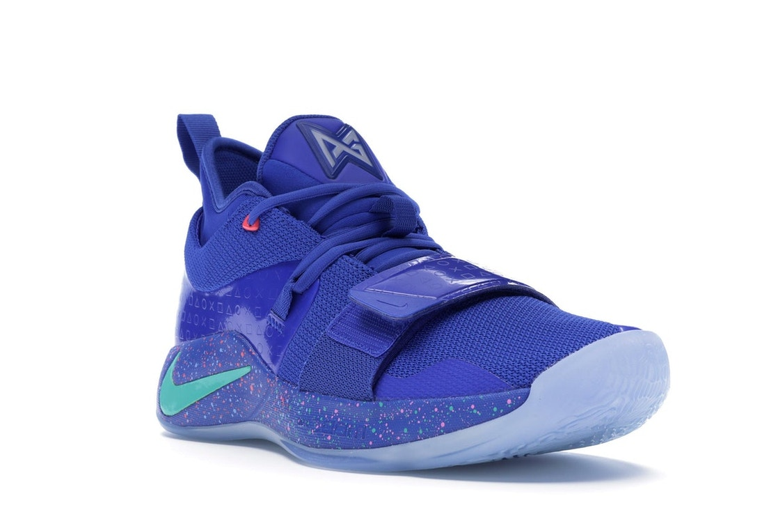 new styles 46bba e76f1 Nike PG 2.5 Playstation Multi-Color