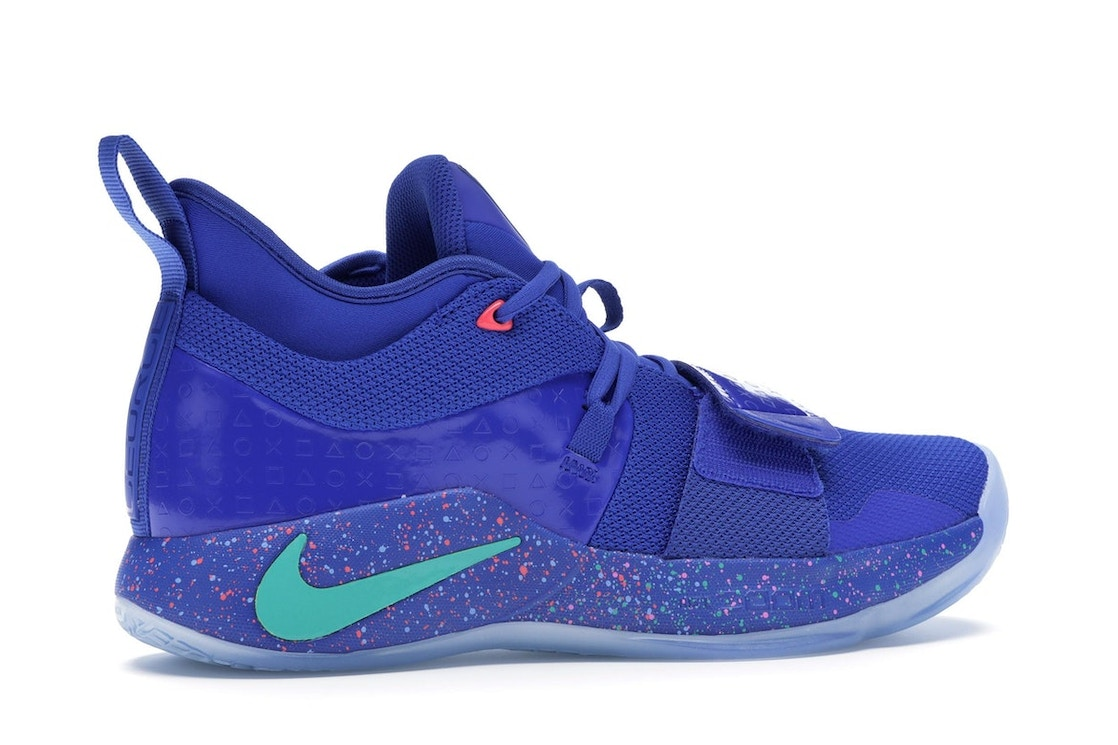 new styles 1318f 7a613 Nike PG 2.5 Playstation Multi-Color