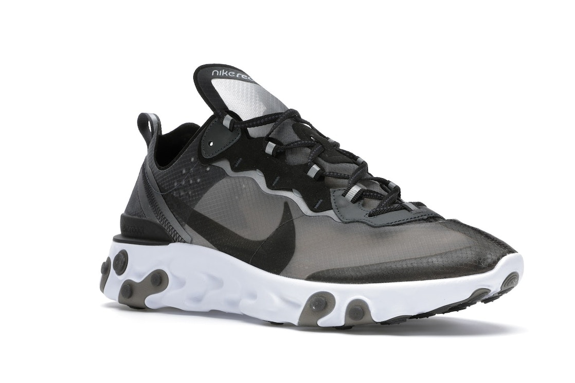 00b85a1d387f Nike React Element 87 Anthracite Black - AQ1090-001