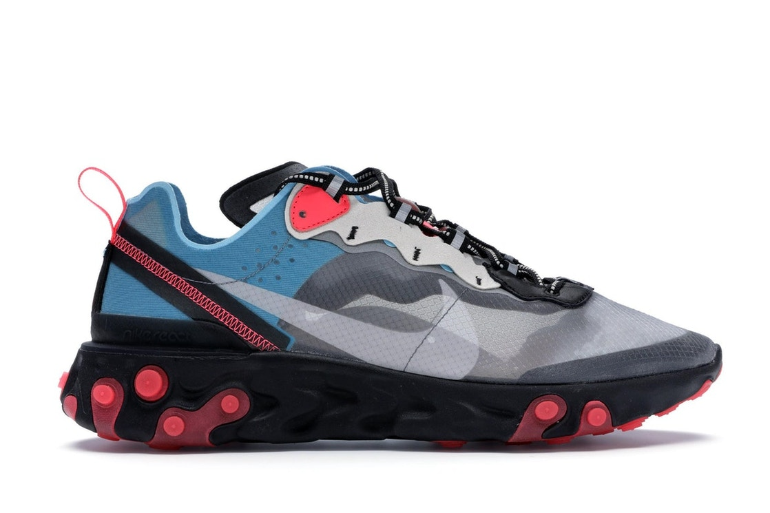 d23a683b66d6 Sell. or Ask. Size  7.5. View All Bids. Nike React Element 87 Blue Chill Solar  Red