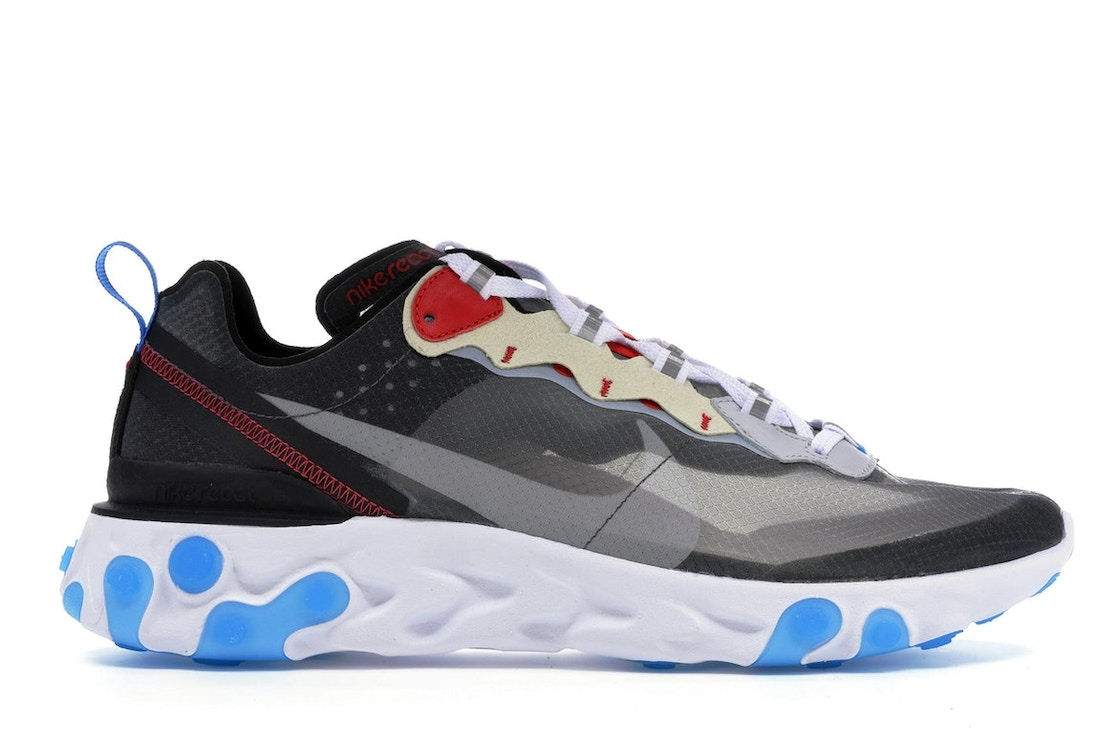 1ded4f4aa011 Sell. or Ask. Size  15. View All Bids. Nike React Element 87 Dark Grey ...