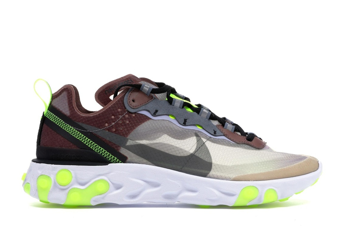 32a0ad9461dd Sell. or Ask. Size  14. View All Bids. Nike React Element 87 Desert Sand
