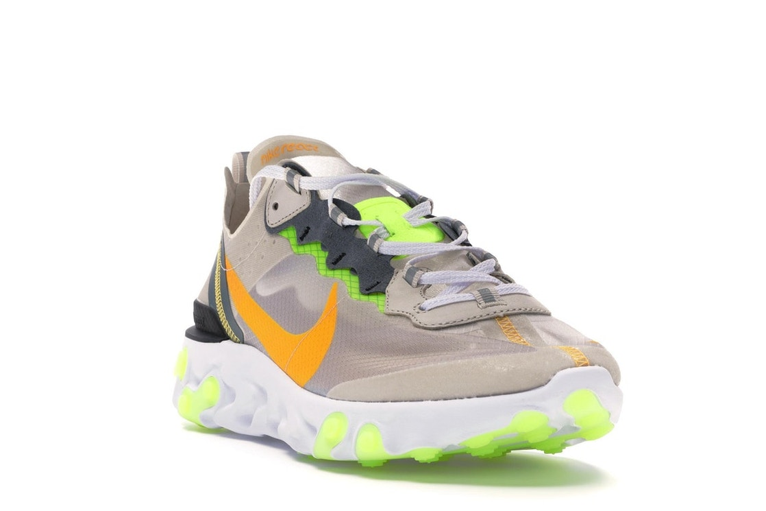 f81e7eab Nike React Element 87 Light Orewood Brown - AQ1090-101