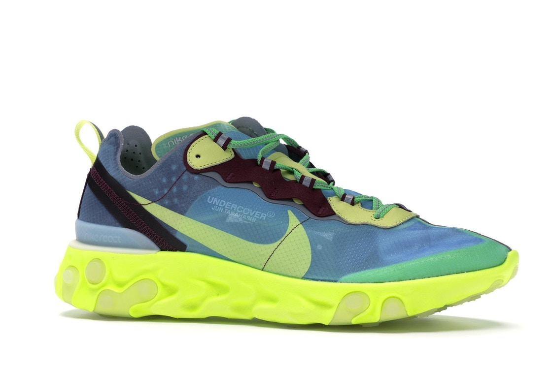 huge discount b76f7 04c8a Nike React Element 87 Undercover Lakeside - BQ2718-400