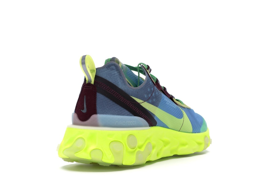 huge discount 2c3fa 7420f Nike React Element 87 Undercover Lakeside - BQ2718-400