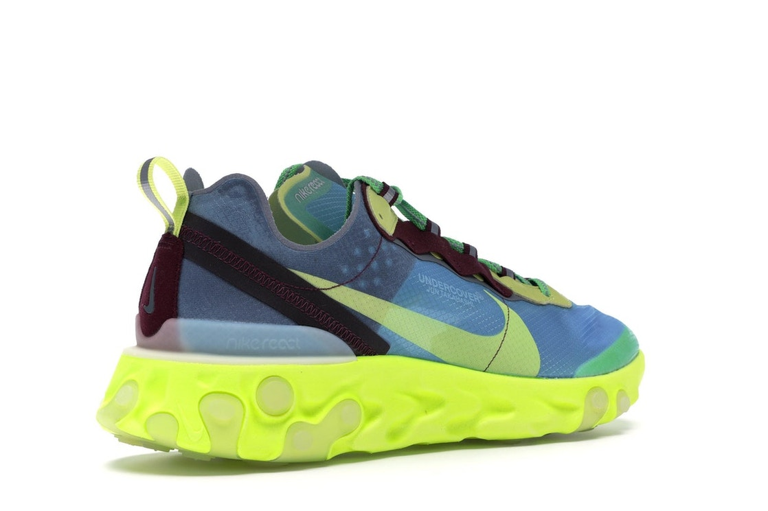 7798b87bc3d7 Nike React Element 87 Undercover Lakeside - BQ2718-400