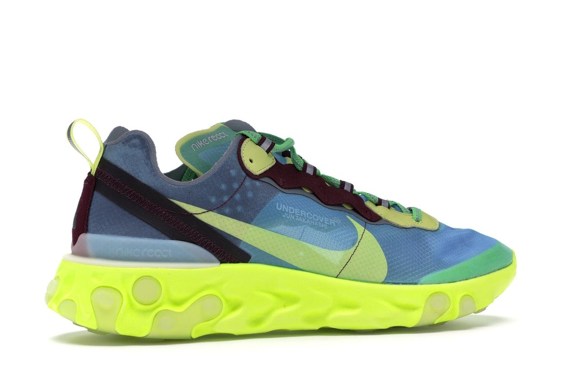 huge discount 7ed6a 6c834 Nike React Element 87 Undercover Lakeside - BQ2718-400