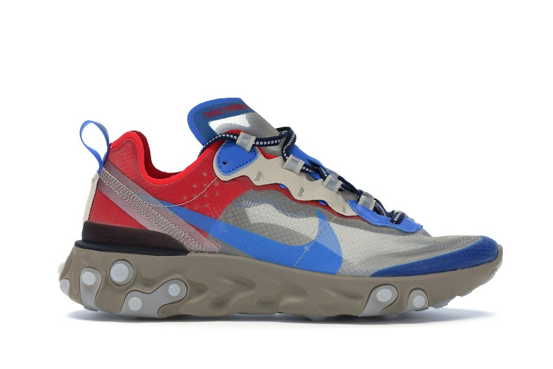1b272a328594 Sell. or Ask. Size  10. View All Bids. Nike React Element 87 Undercover  Light Beige Chalk
