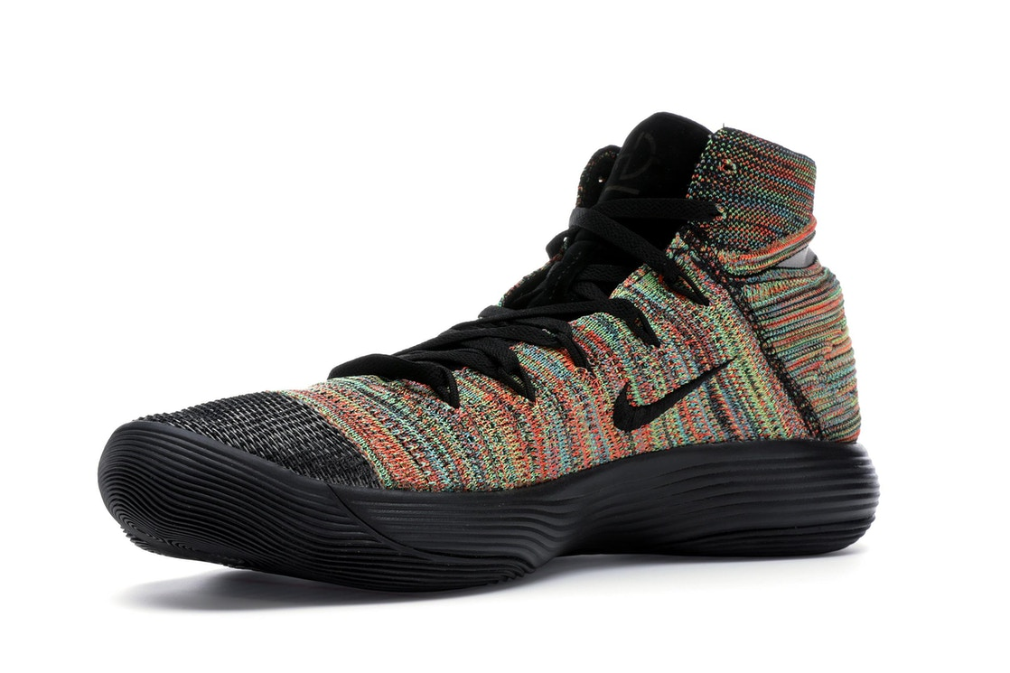 2596d5fb2fbe Nike React Hyperdunk 2017 Flyknit Multi-Color - 917726-006