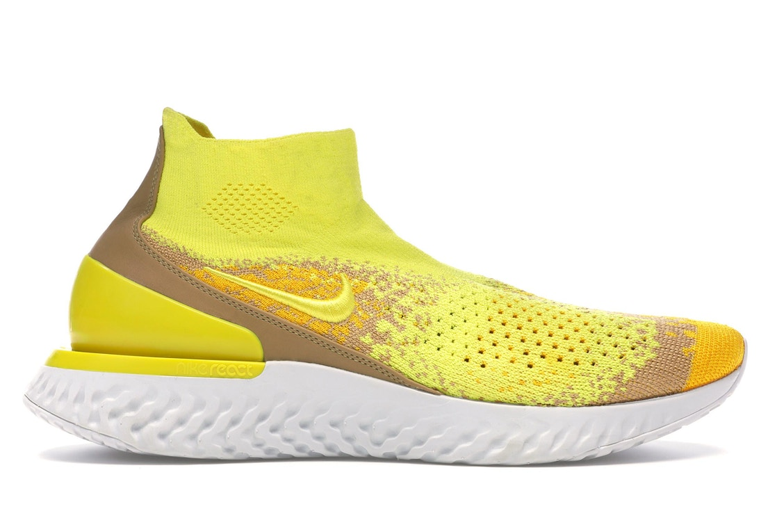 Sell. or Ask. Size  12.5. View All Bids. Nike Rise React Flyknit ... 2a39e7020