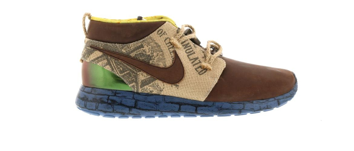 Nike Roshe Run The Boxtrolls