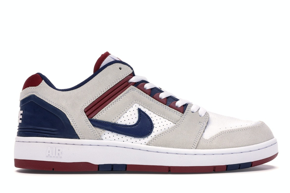 cheap price look for authentic Nike SB Air Force 2 Low 76ers