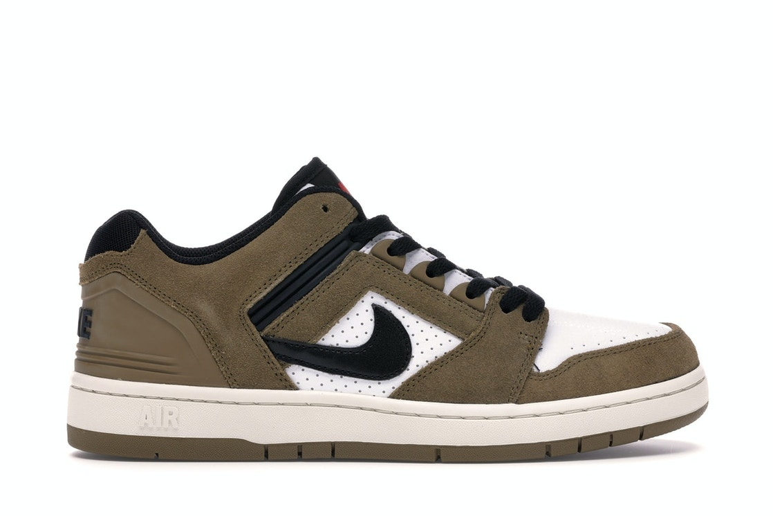 fashion new products footwear Nike SB Air Force 2 Low Escape