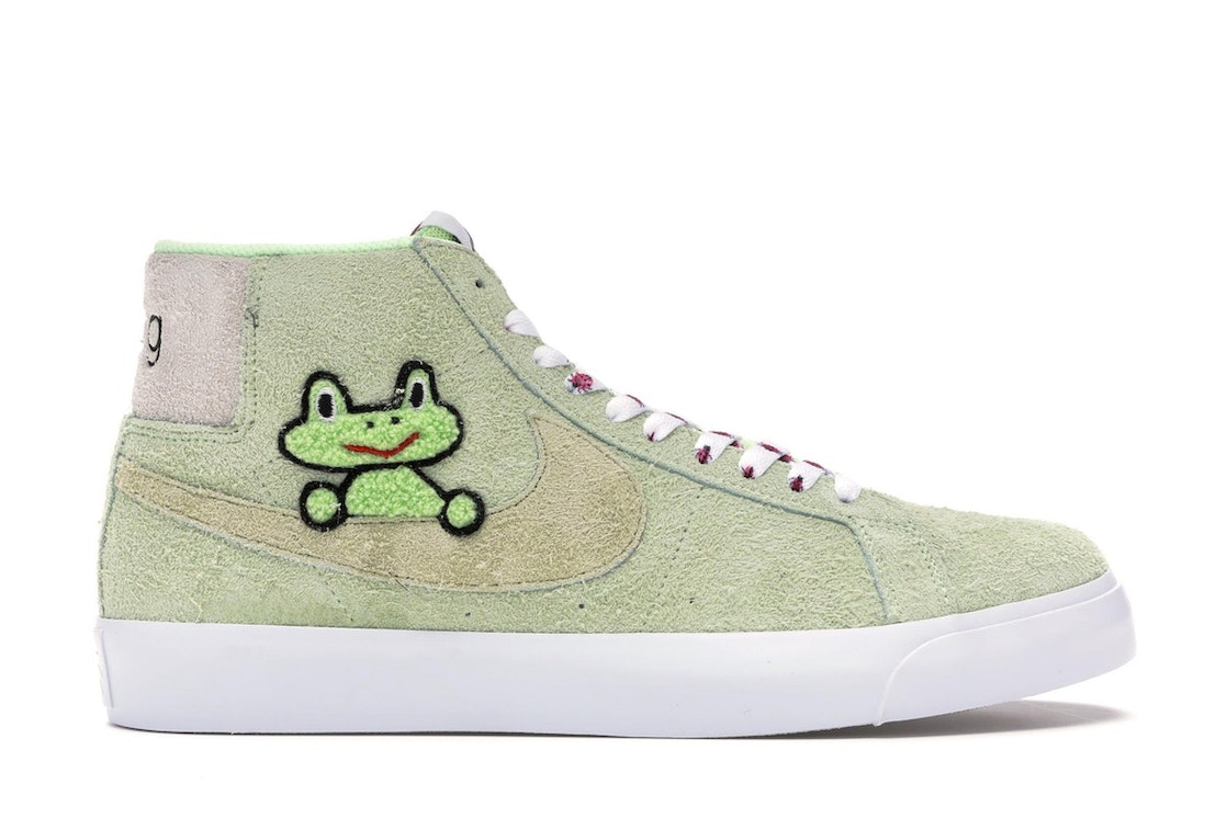 best service low price sale popular stores Nike SB Blazer Frog Skateboards
