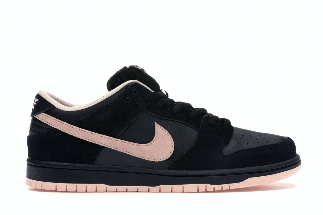 best service 69fcb 319f5 Nike SB Dunk Low Black Washed Coral