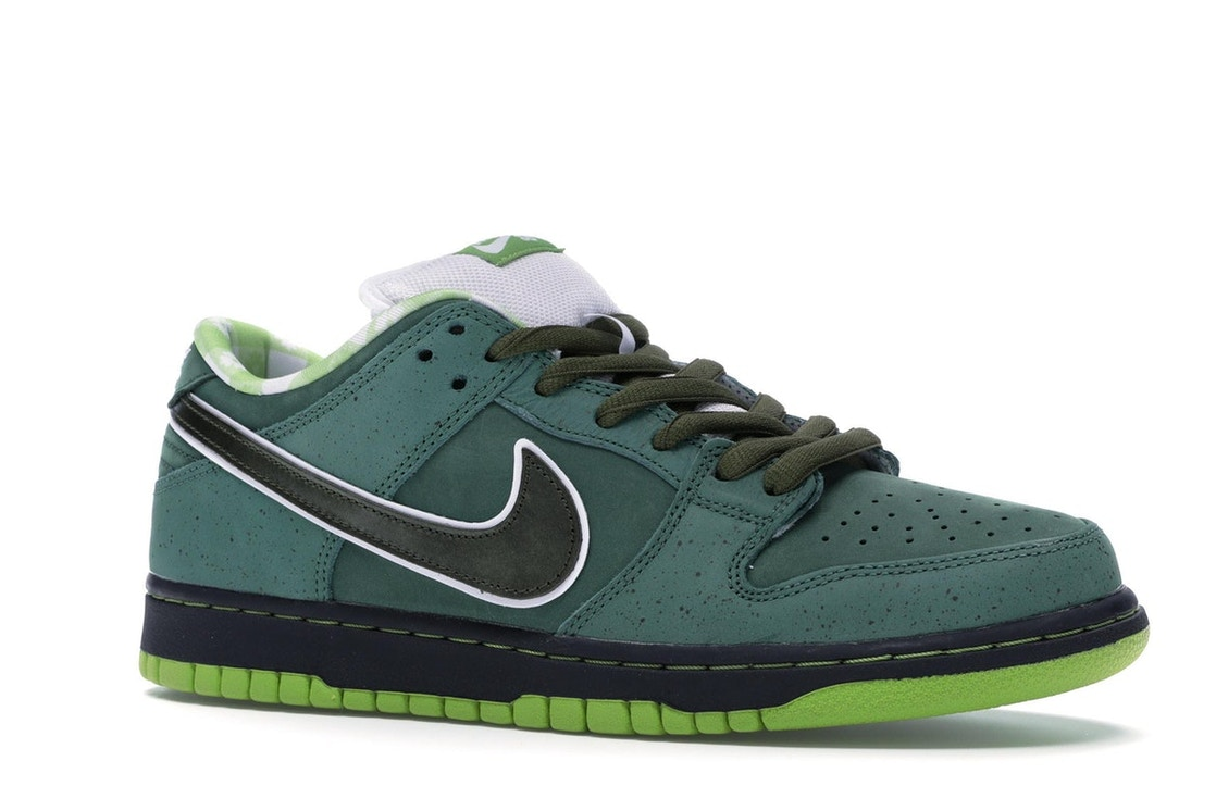 482bbd7b6fc8 Nike SB Dunk Low Concepts Green Lobster (Special Box) - BV1310-337