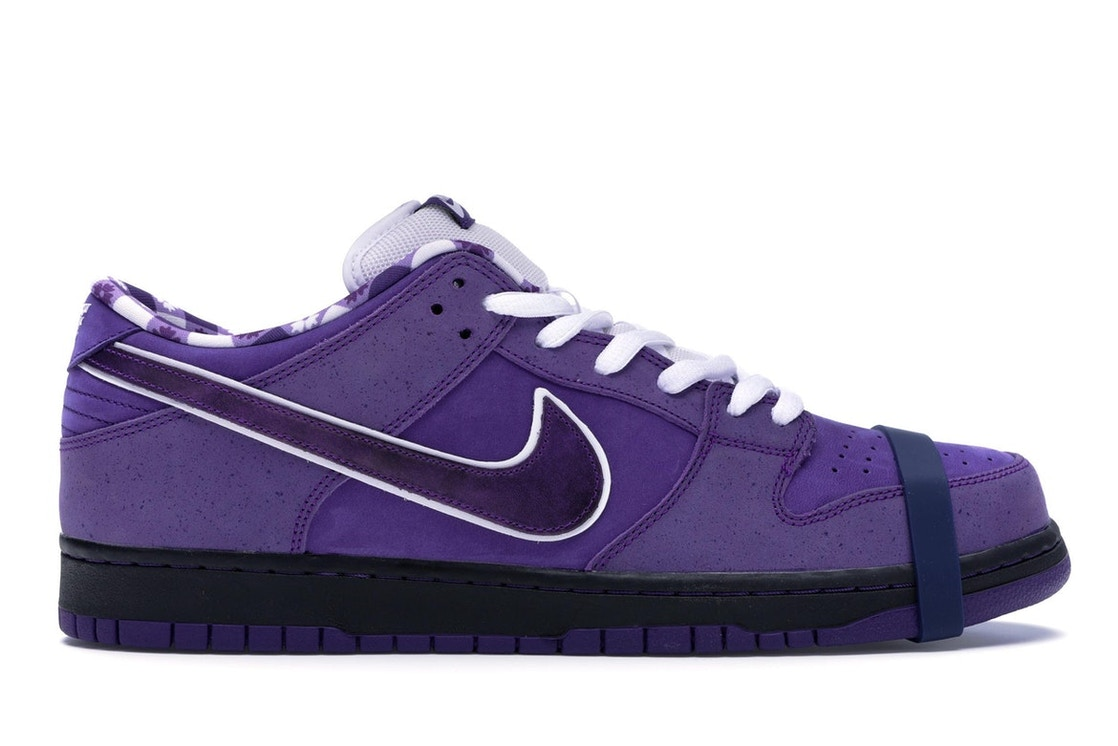 more photos f9c44 fe077 Nike SB Dunk Low Concepts Purple Lobster - BV1310-555