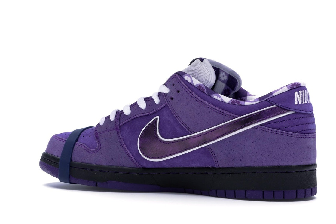 Nike SB Dunk Low Concepts Purple Lobster cfc687824