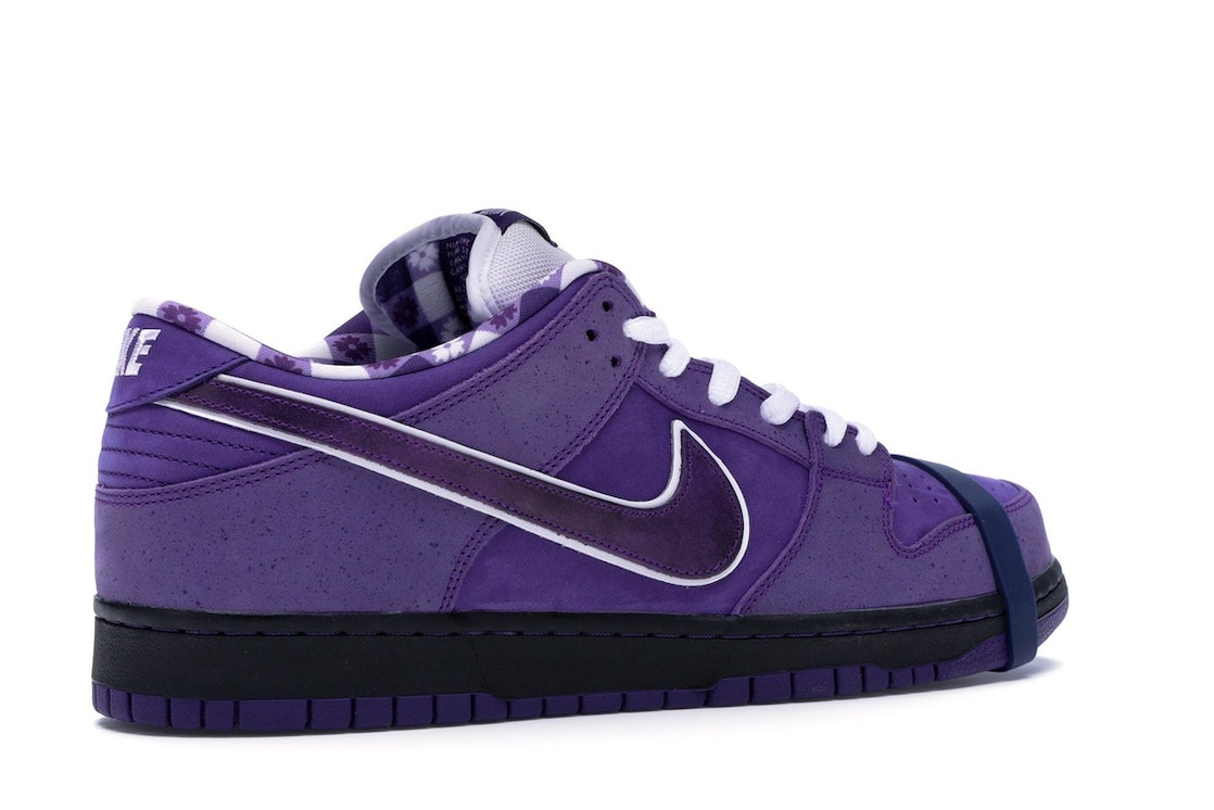 more photos 3aa82 0b58a Nike SB Dunk Low Concepts Purple Lobster - BV1310-555