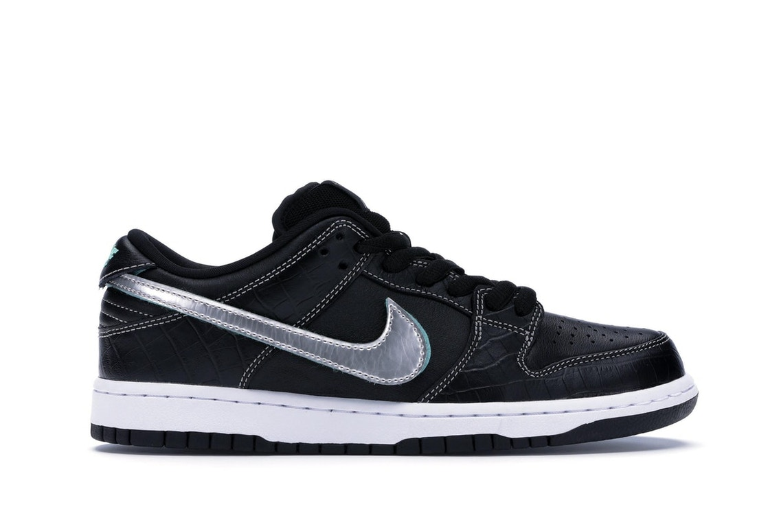 90337b9cb4 Nike SB Dunk Low Diamond Supply Co Black Diamond - BV1310-001