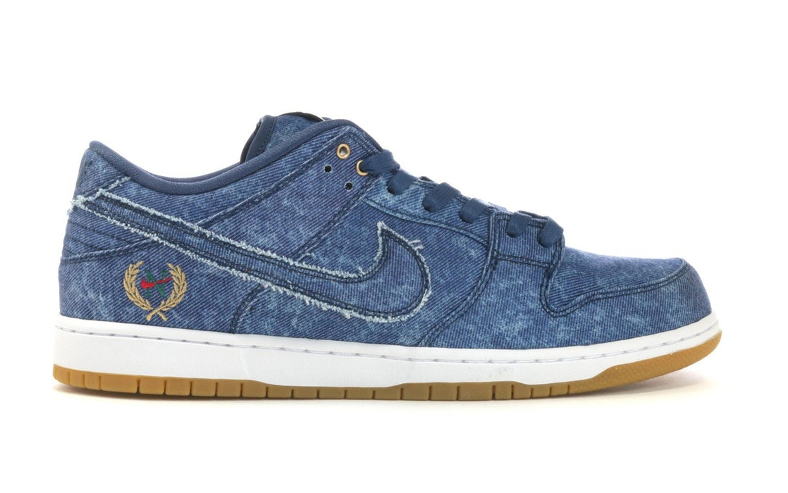 new style f481b 0bee5 Nike SB Dunk Low Rivals Pack (East) - 883232-441