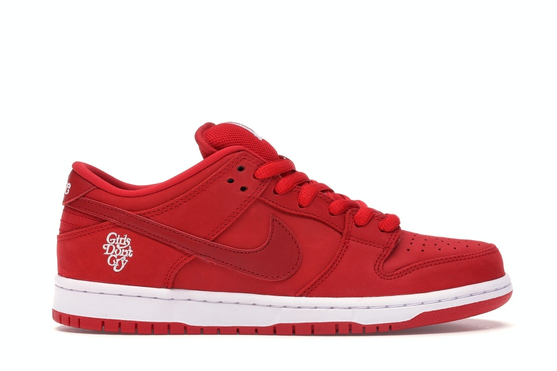 Suradam Surichinmoi Ligero  Nike SB Dunk Low Verdy Girls Don't Cry - Sneakers