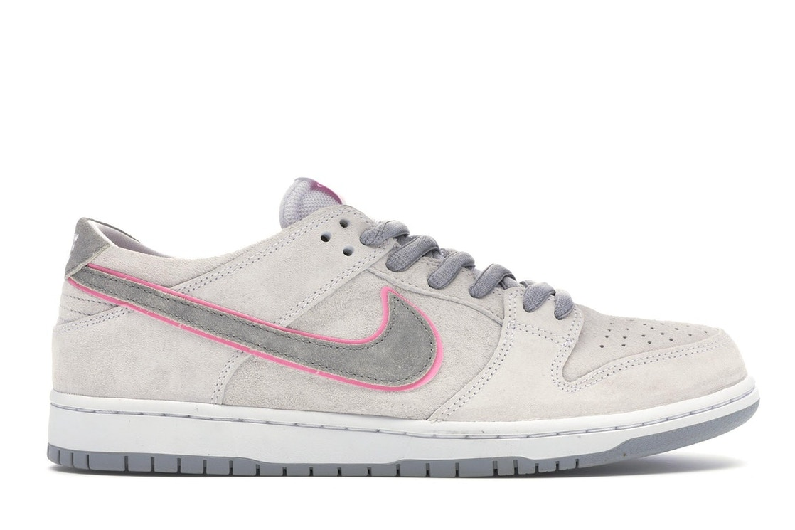 new style 609ad c76d2 Nike SB Dunk Low Ishod Wair Flat Silver - 895969-160