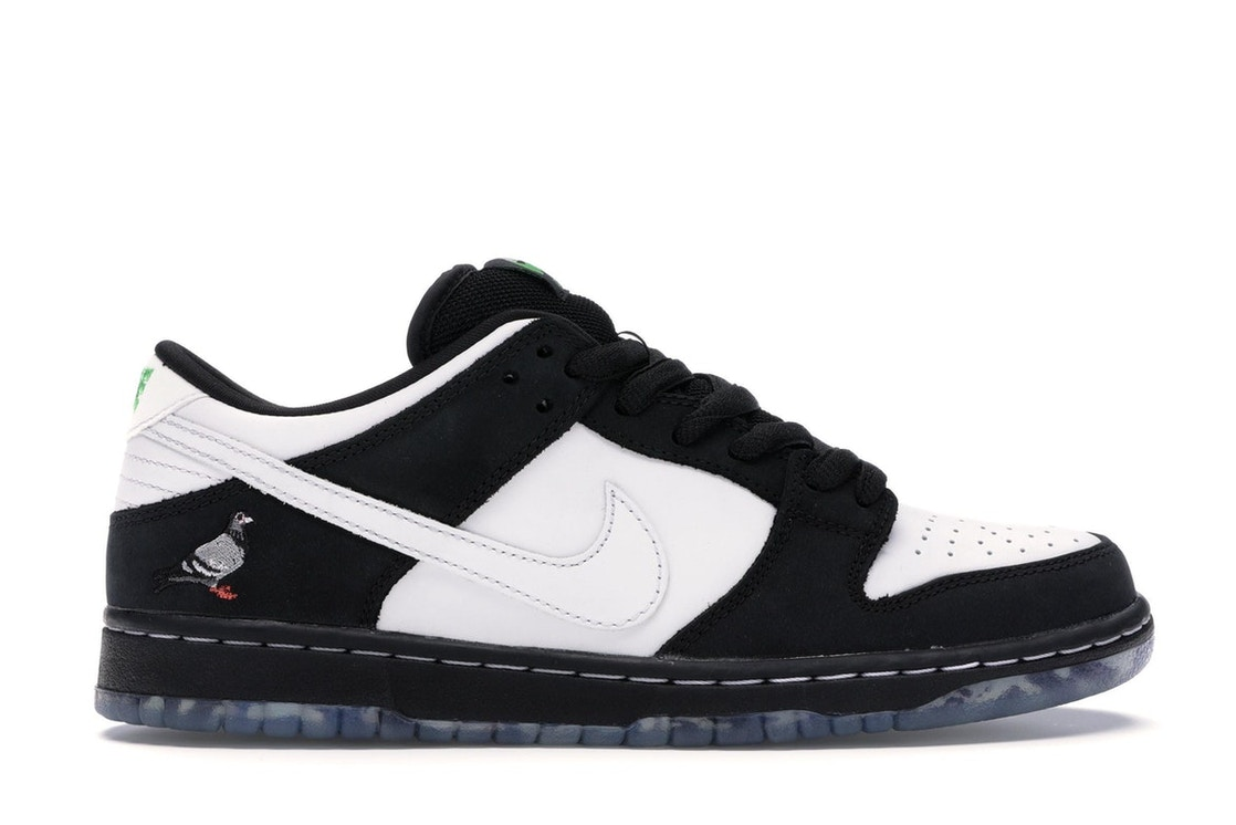 more photos 57f3c fadd6 Nike SB Dunk Low Staple Panda Pigeon - BV1310-013