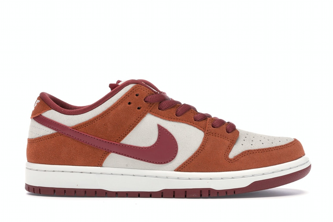 separation shoes d042b 0c347 Nike SB Dunk Low Pro Dark Russet Cedar