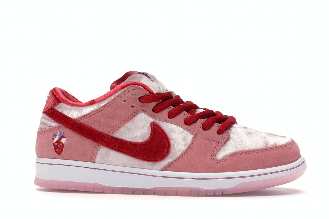 Circo deletrear adherirse  Nike SB Dunk Low StrangeLove Skateboards (Regular Box) - CT2552-800