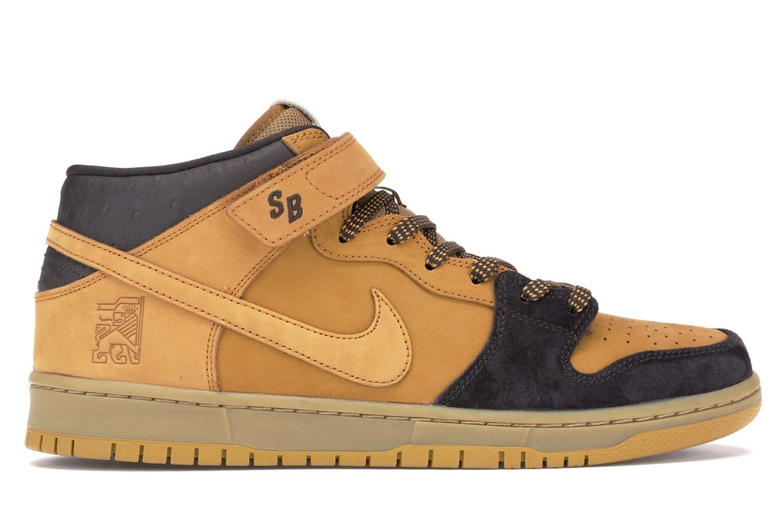 super popular 95bd6 915ed Nike SB Dunk Mid Lewis Marnell