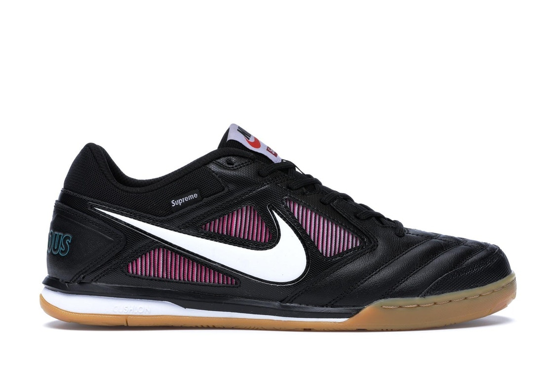 on sale 6488e 55dde Nike SB Gato Supreme Black - AR9821-001